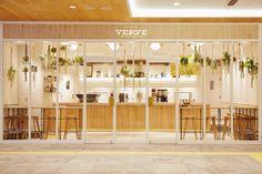 #Eats: VERVE COFFEE ROASTERS SHINJUKU