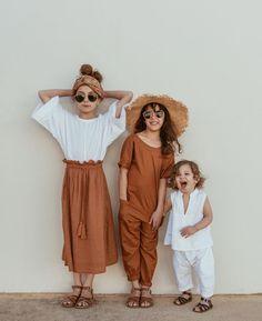 Ideas children clothes summer kids fashion for 2019 Fashion Kids, Baby Girl Fashion, Toddler Fashion, Fashion 2016, Fashion Clothes, Fashion Dresses, Kids Outfits Girls, Toddler Outfits, Kids Girls