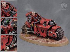 Warhammer Models, Warhammer Fantasy, Warhammer 40000, Games Workshop Paints, Biscuit, Warhammer 40k Blood Angels, Angel Stories, Deathwatch, Arte Cyberpunk