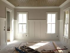 10 Gorgeous Wainscoting Projects That You Want In Your House   Room ...