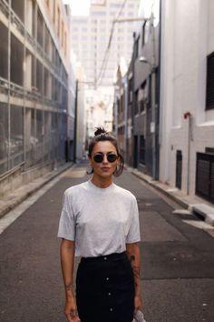 Must-Have I Fashion wishlist I street style I t-shirt I white and black I @monstylepin