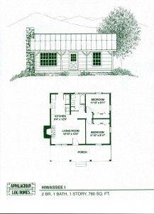 Yukon Trail II - 1 Bed, 1 Bath, 1 Story, 432 sq. ft., Appalachian ...