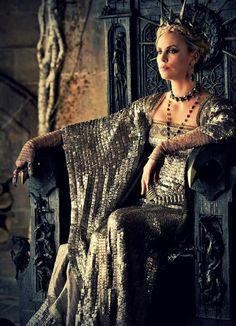 Ravenna (Charlize Theron) 'Snow White and the Huntsman' 2012.