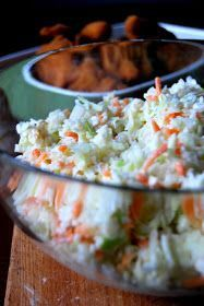 Kfc, Appetizer Salads, Appetizers, Coleslaw, Raw Food Recipes, Potato Salad, Food And Drink, Potatoes, Ethnic Recipes