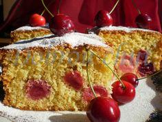 Dobrou chuť: Bublanina s třešněmi