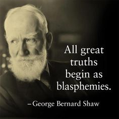 George Bernard Shaw. Don't fear offending someone, no matter what you do, they'll hate you but ask for more.