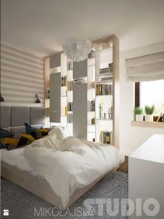Beautiful Wall Cabinet Ideas for Bedroom