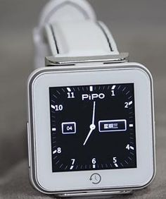 Pipo smartwatch costs just $35