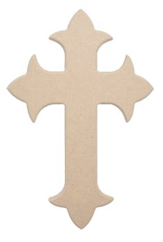 24' X 16' Fleur De Lis Wood Cross Unfinished DIY Large Wooden Craft Cutout to Sell Stacked Crosses >>> Read more reviews of the product by visiting the link on the image.