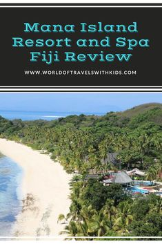 Mana Island Resort and Spa Fiji Review #fiji #fijihotels #manaisland #hotel #travel #traveltips