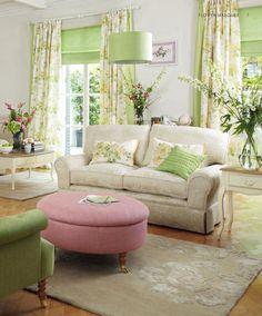 Purple Living Room Sala De Estar En Tono Lila
