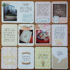 Les p'tits plaisirs d'Emma: Project Life and Winner of the Evalicious Blog Hop