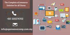 Ecommerce Web Development Company - http://www.openwavecomp.com.my/ecommerce_solutions.html