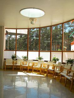Paimio Sanatorium by Alvar Aalto