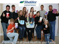Healthily Ever After: Shaklee