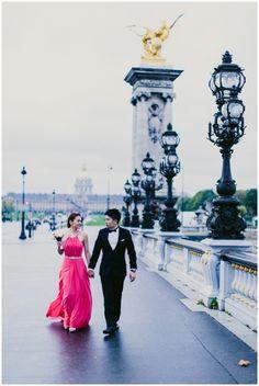 Jonathan and Katie's $3,000 Magical Paris Elopement. Tala Nichole Photography #dresses #paris #elopement