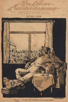 ILLUSTRATION ART: THE DETOUR OF PIET VAN DER HEM