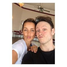 Strictly's Kevin Clifton Says Him And Louise Redknapp Are 'Struggling'