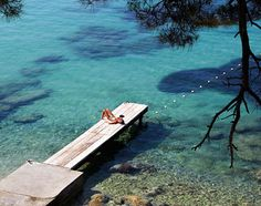 Croatia, Europe: island of Brac is known for its water sports.
