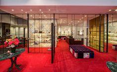 Christian Louboutin boutique - San Francisco, USA
