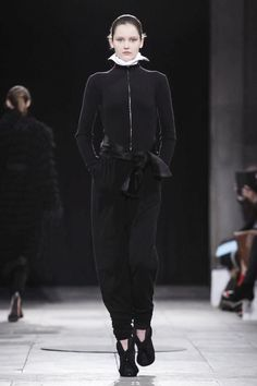 Allude Ready to Wear Collection Fall Winter 2014 in Paris