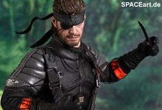 Metal Gear Solid 3: Naked Snake, Deluxe-Figur (voll beweglich) ... https://spaceart.de/produkte/mgs001.php