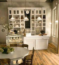 Bakery-inspired kitchens ideas