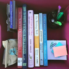 A @NaNoWriMo readiness box: 1. Coffee or caffeine source? Check. 2. Chocolate? Check. 3. Writing utensils? Check. 4. Sticky notes? Check. 5. Writing books to help you through the month?  We've got those and they're on sale right now. Go to the link in our profile or blog.betterworldbooks.com  #betterworldbooks #writingbooks #usedbooks #bookstagram #bookish #booksale #nanowrimo #writing #coffee #chocolate #pens #stickynotes
