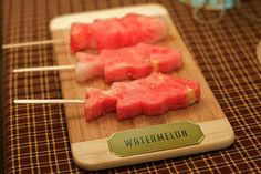 Watermelon fish