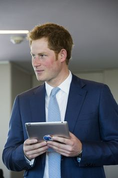 Prince Harry - Launch Of Invictus Games Tickets Going On Sale And BT Sponsorship Announcement
