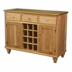 Amish Kitchen Cabinets on Amish Joel Wine Cabinet