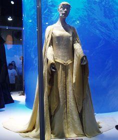 ROTK Eowyn coronation gown