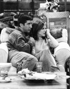 Ross and Rachel #F.R.I.E.N.D.S