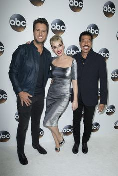 "Katy Perry, Luke Bryan, Lionel Richie Attended ABC's ""American Idol"" Happy Hour #KatyPerry #LukeBryan #LionelRichie #AmericanIdol"