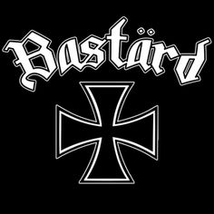 Motorhead inspired T-shirt - Bastard T-shirt