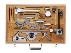 64PKA071 Mitutoyo Tool Kit