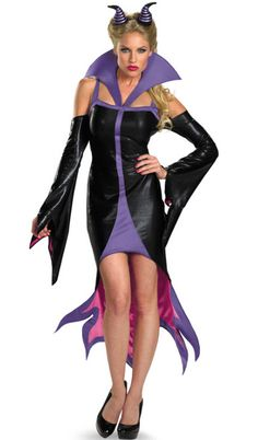 Maleficent Costume - Sexy Costumes