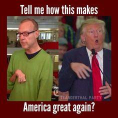 Trump Mocking the Handicapped
