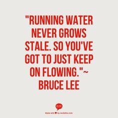 ~ bruce Lee