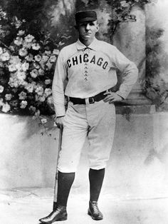"""Adrian """"Cap"""" Anson 