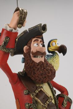 Pirates – In an Adventure With Scientists! All copyrights to Aardman Animation & Sony Animation.