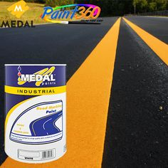 Paint 360 is Road Marking Paint available in White and Yellow that have been formulated to comply with the SABS standards.