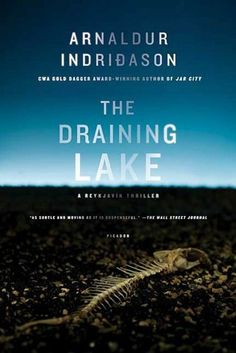 The Draining Lake: An Inspector Erlendur Novel by Arnaldur Indridason, http://www.amazon.com/dp/B005G4A84I/ref=cm_sw_r_pi_dp_aavuvb1CAXMKM