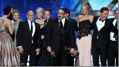 """""""Breaking Bad"""" dice adiós como la gran triunfadora de los premios Emmy (Fotos) - http://www.leanoticias.com/2014/08/26/breaking-bad-dice-adios-como-la-gran-triunfadora-de-los-premios-emmy-fotos/"""