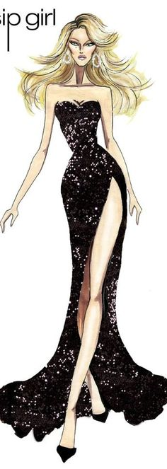 Fashion Illustration by Armand Mehidri