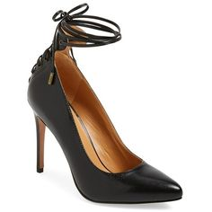 f75cfec1977f Nine West  Ebba  Lace-Up Pump (Women) available at