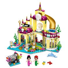 Ariel's Undersea Palace Playset by LEGO