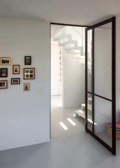 Pivot Doors, Divider, House Design, Future, Home Decor, Future Tense, Decoration Home, Room Decor, Architecture Design