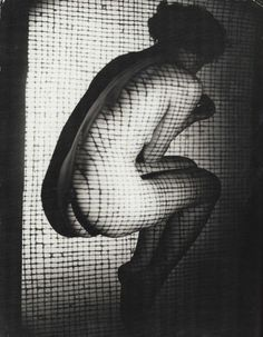 Untitled (Lisette) by Erwin Blumenfeld, 1938 via Au carrefour étrangeAlso