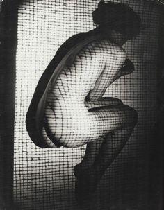 Untitled (Lisette) by Erwin Blumenfeld, 1938